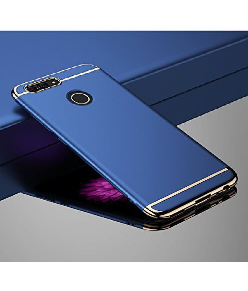 separation shoes 0a1e7 1364d Oneplus 5t Hybrid Covers BBR - Blue