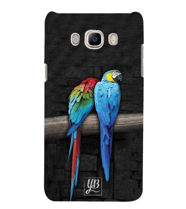 Samsung Galaxy J7 (2016) 3D Back Covers By YuBingo
