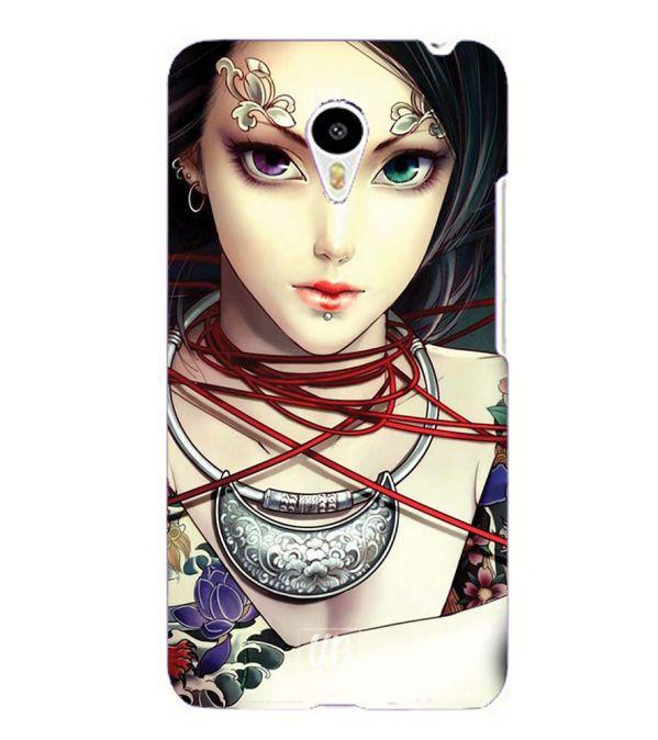 Meizu M2 Note 3D Back Covers By YuBingo