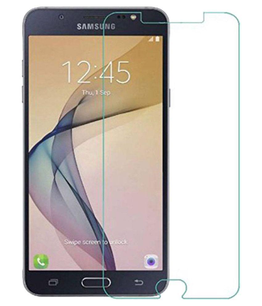 Samsung Galaxy On8 Tempered Glass Screen Guard By Mintzz
