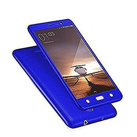 Redmi 4 Shock Proof Case Flowzy - Blue