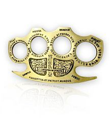 Daksh-E-Store Other Knuckle Duster One Size - Other