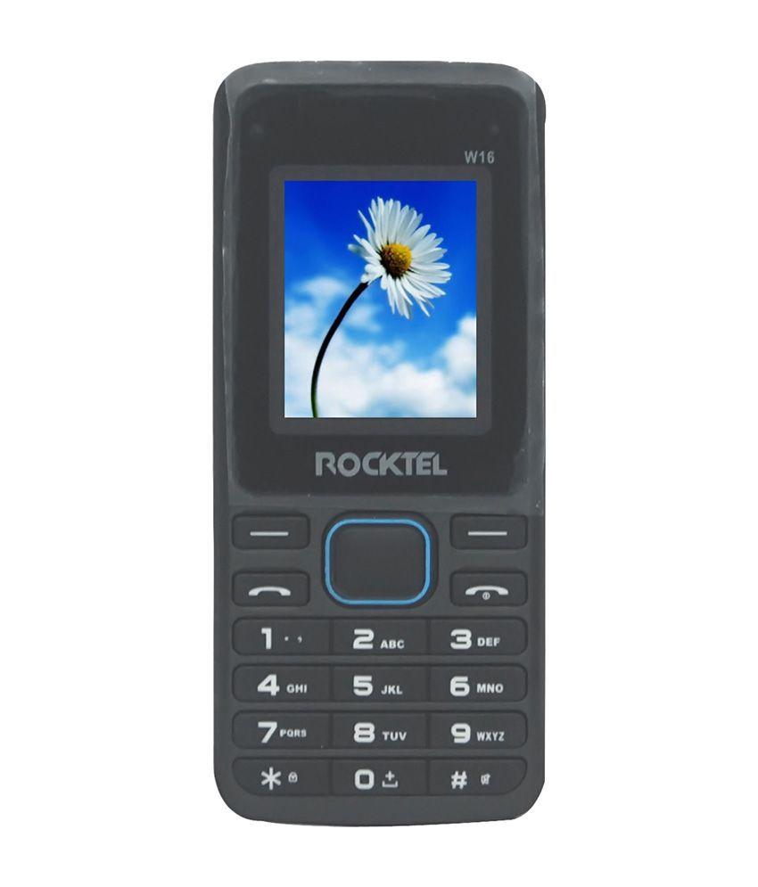 Rocktel Black Rocktel W16 35 MB