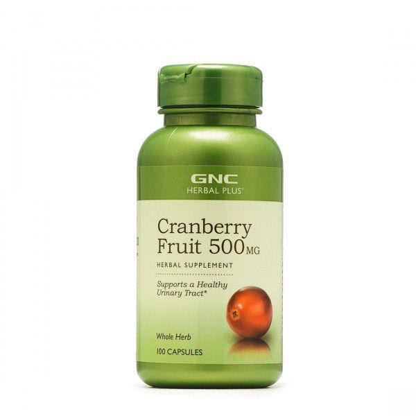 GNC Cranberry Softgel Cap 90 no.s