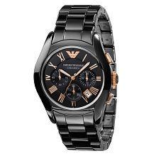 Timeless AR1410 Ceramica Chronograph Watch For Men