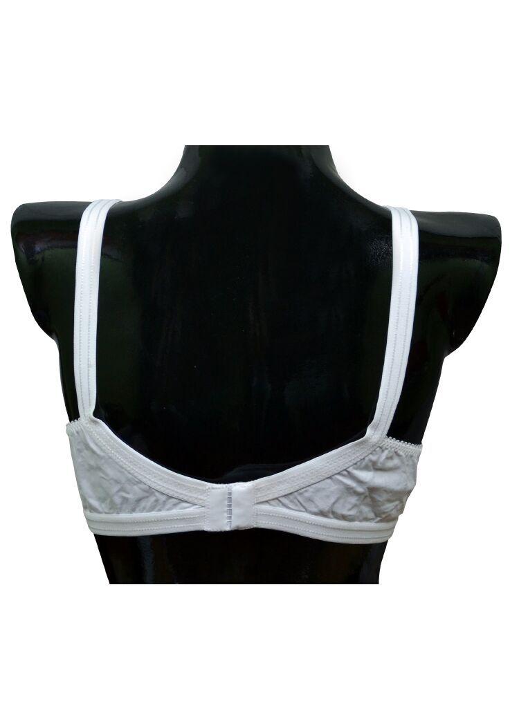 541ba297bb Buy Nagina Cotton Seamless Bra - White Online at Best Prices in ...