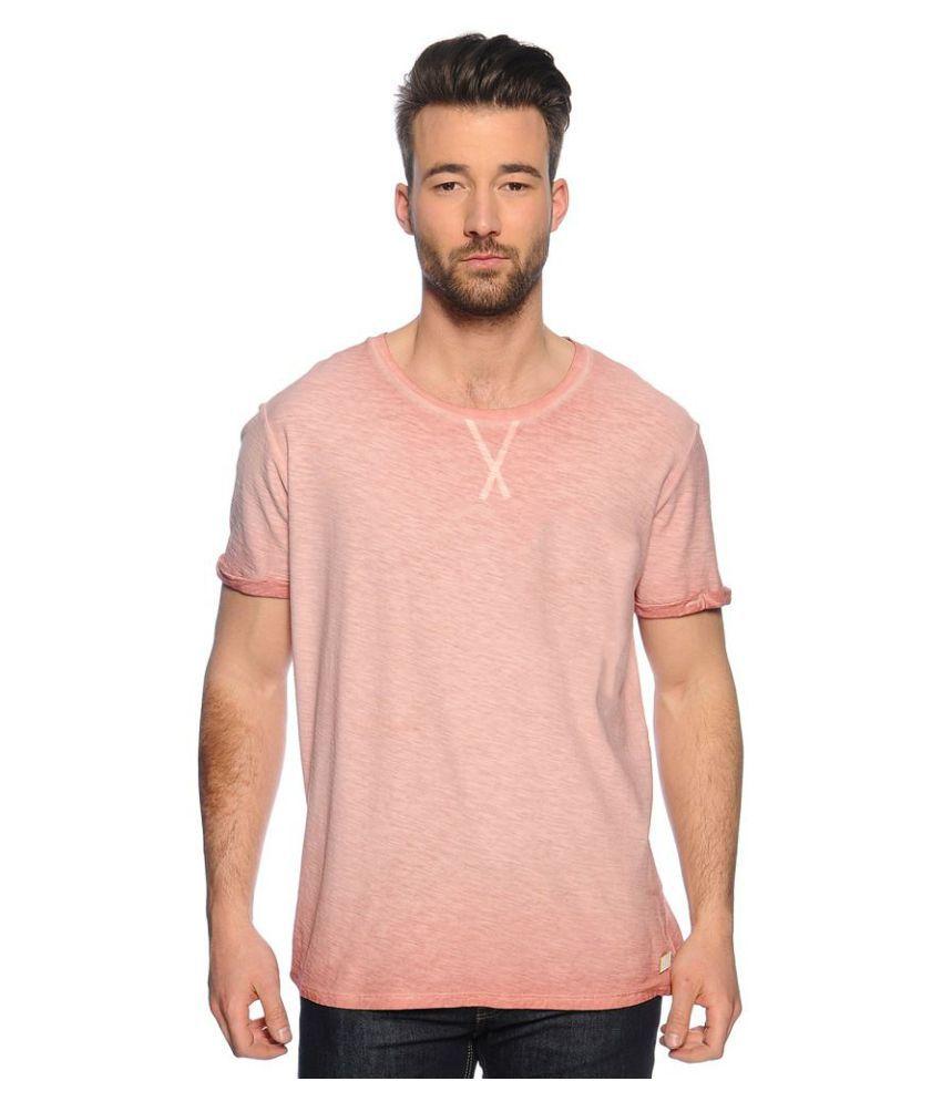 Zachi Peach Round T-Shirt Pack of 1