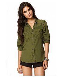 Fashion Village Cotton Shirt