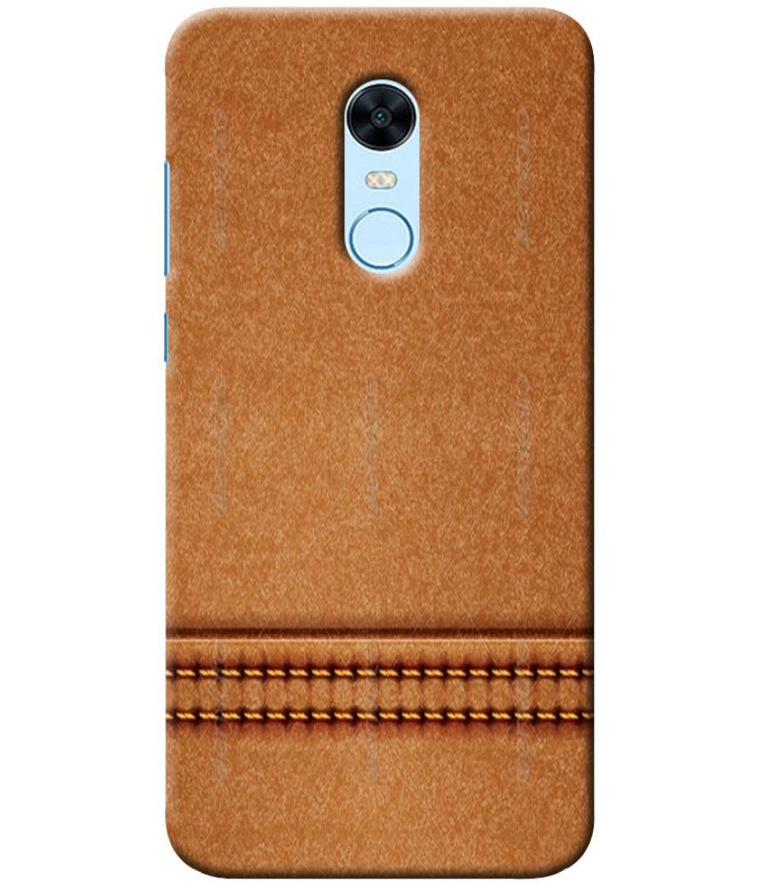 Xiaomi Redmi Note 5 Printed Cover By Cell First