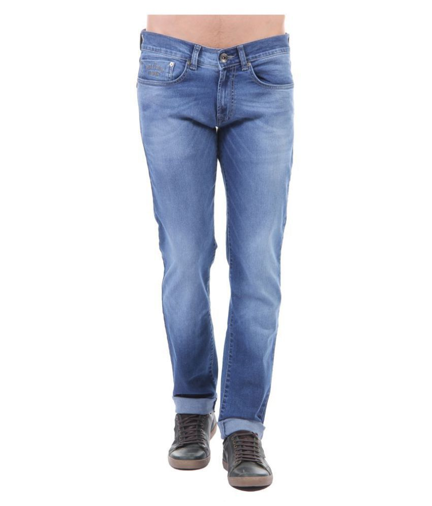 Pepe Jeans Blue Slim Jeans