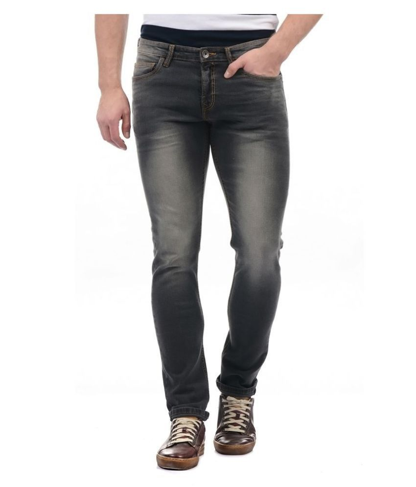 Pepe Jeans Grey Regular Fit Jeans