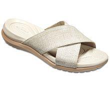 Crocs White Flats