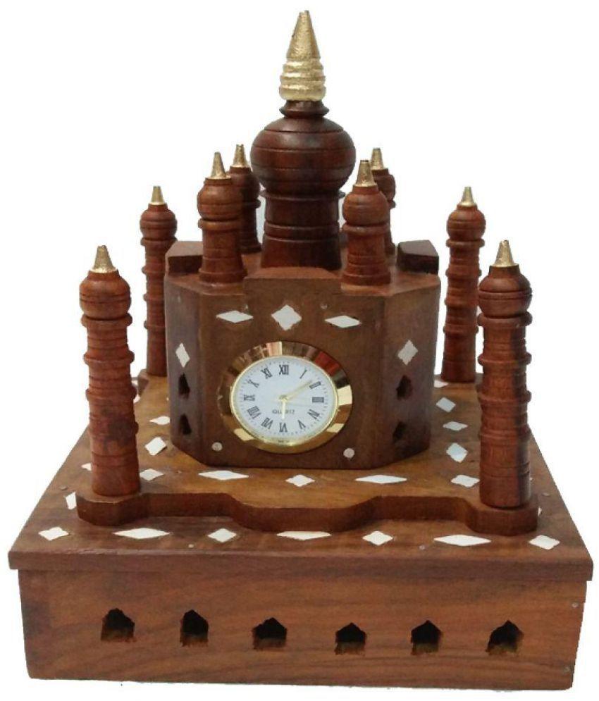 Y K handicrafts Brown Wood Imitation Antiques - Pack of 1