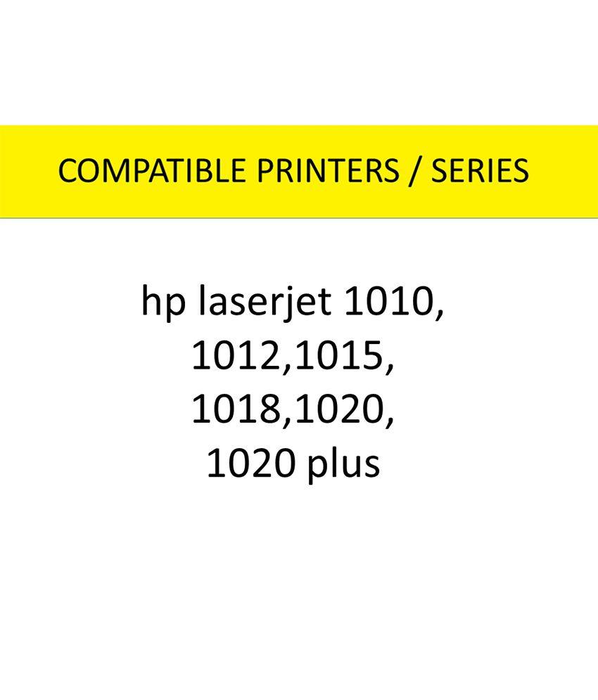 Laserjet Hp 12a Black Toner Cartridge Single Buy Compatible 1020