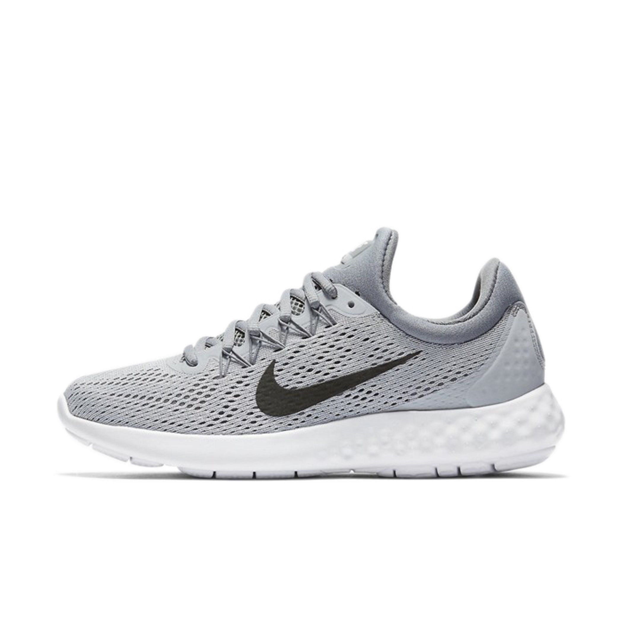 b448a1b86388b Nike Lunar Skyelux 2018 Gray Running Shoes - Buy Nike Lunar Skyelux 2018  Gray Running Shoes Online at Best Prices in India on Snapdeal