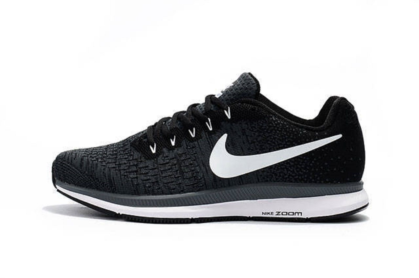 Nike Air Zoom Pegasus 33 Knite Gray Running Shoes