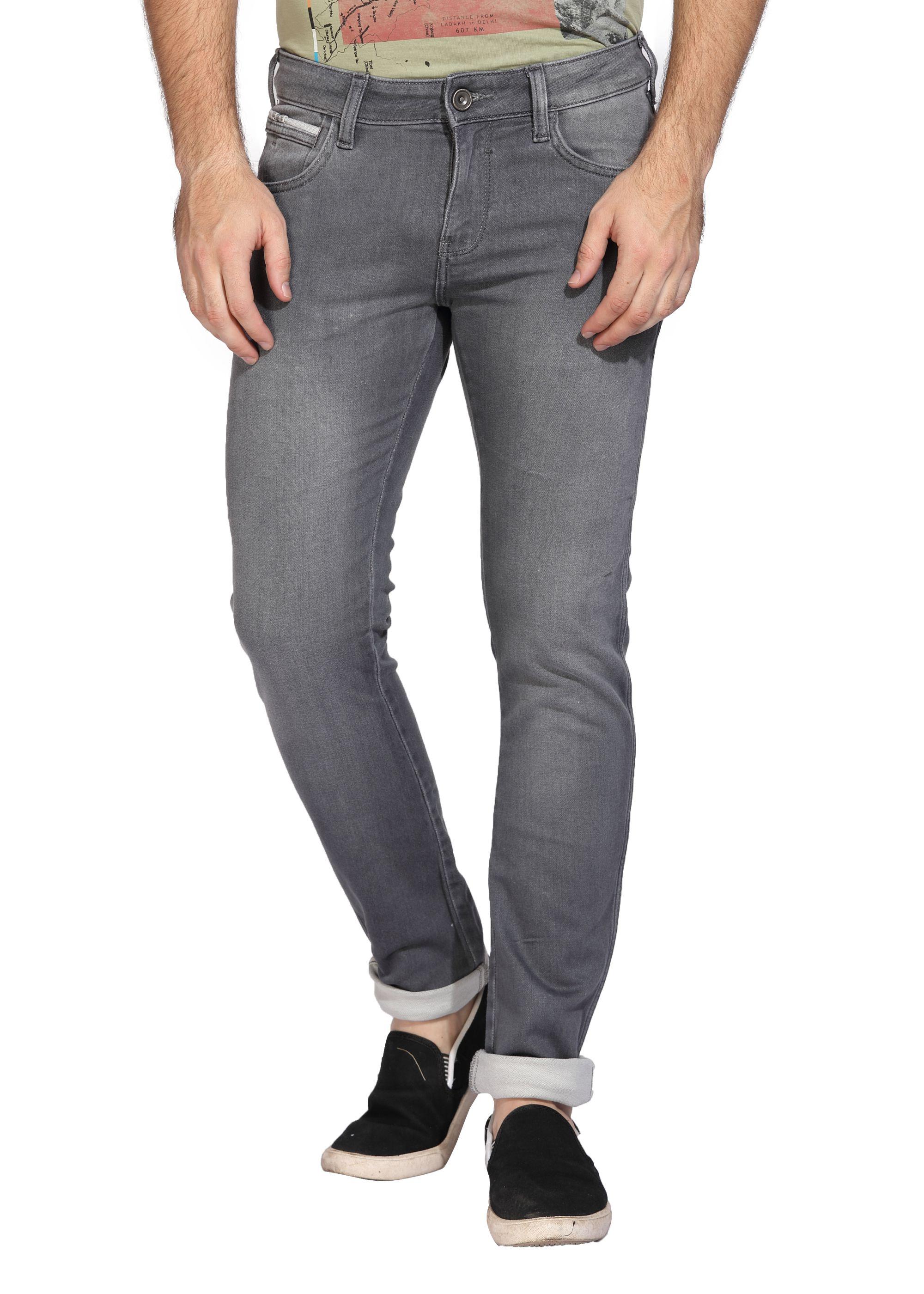 Wrangler Grey Skinny Jeans