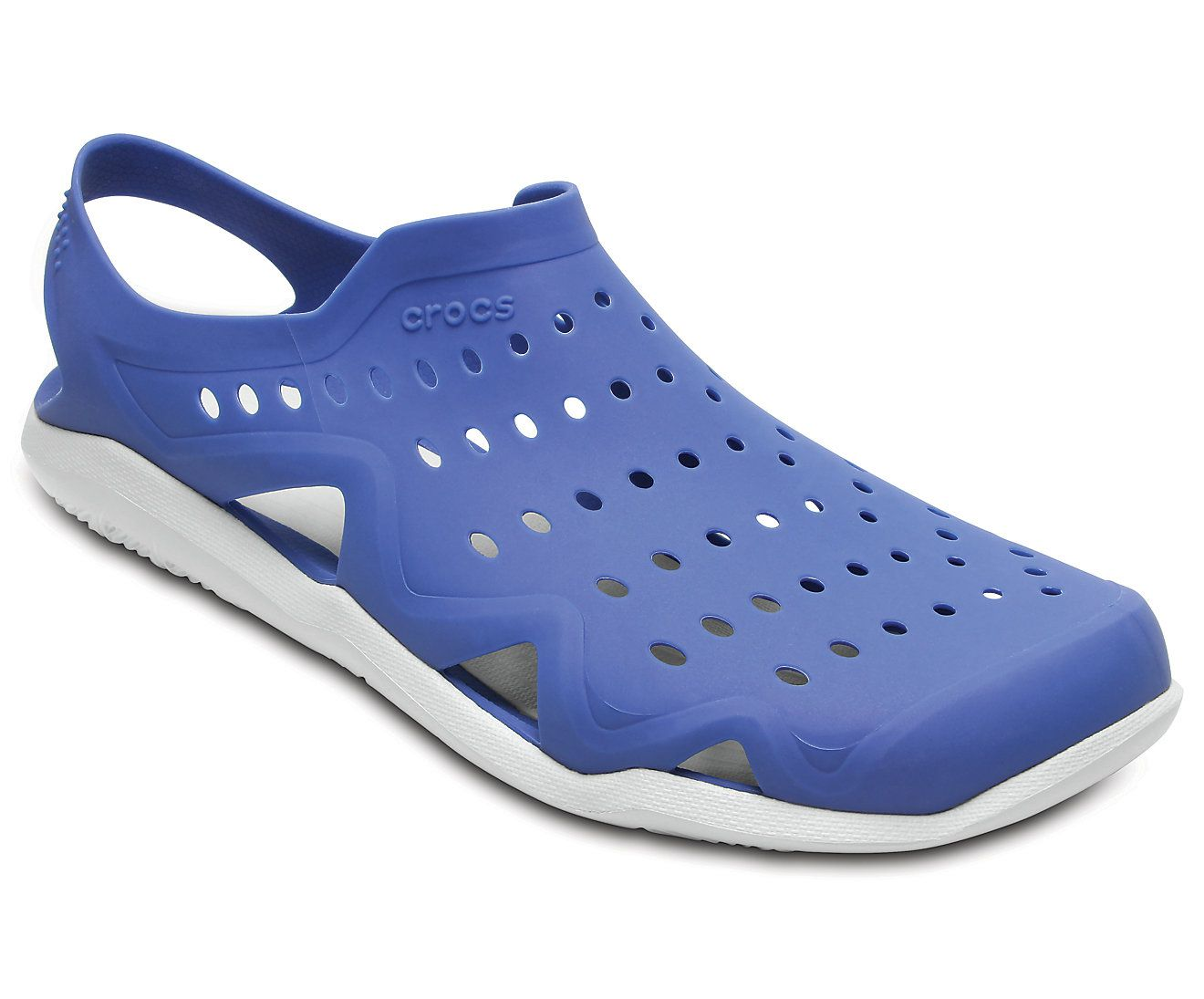 1589624274e1 Crocs Swiftwater Wave Lifestyle Blue Casual Shoes - Buy Crocs Swiftwater  Wave Lifestyle Blue Casual Shoes Online at Best Prices in India on Snapdeal