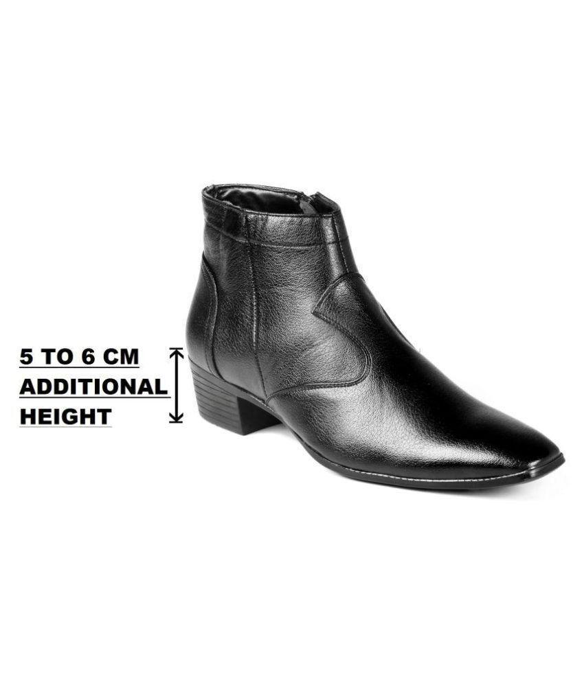 BXXY Black Chelsea boot
