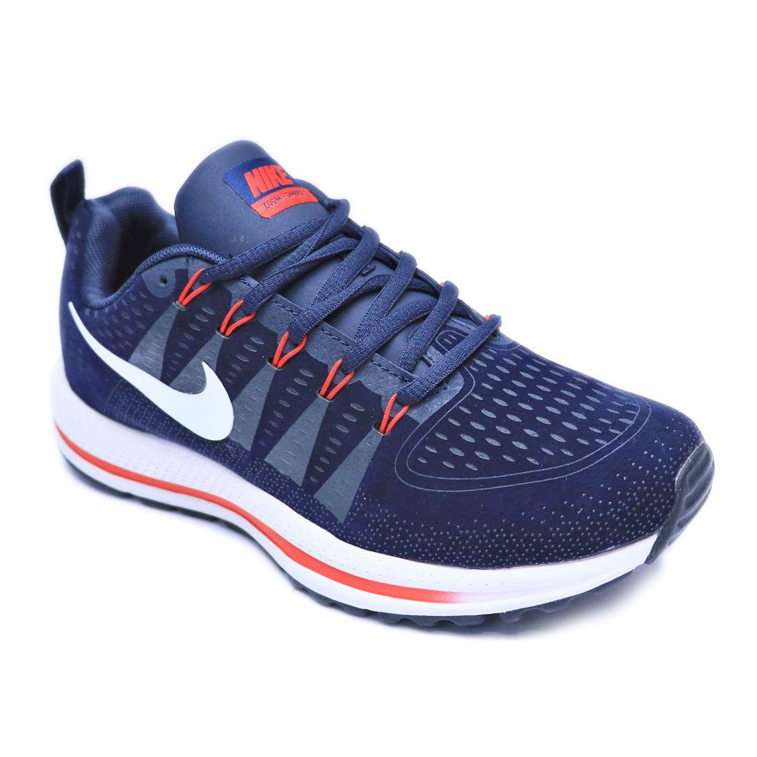 66ac70c33bc Nike Air Zoom Vomero 12 Black Running Shoes