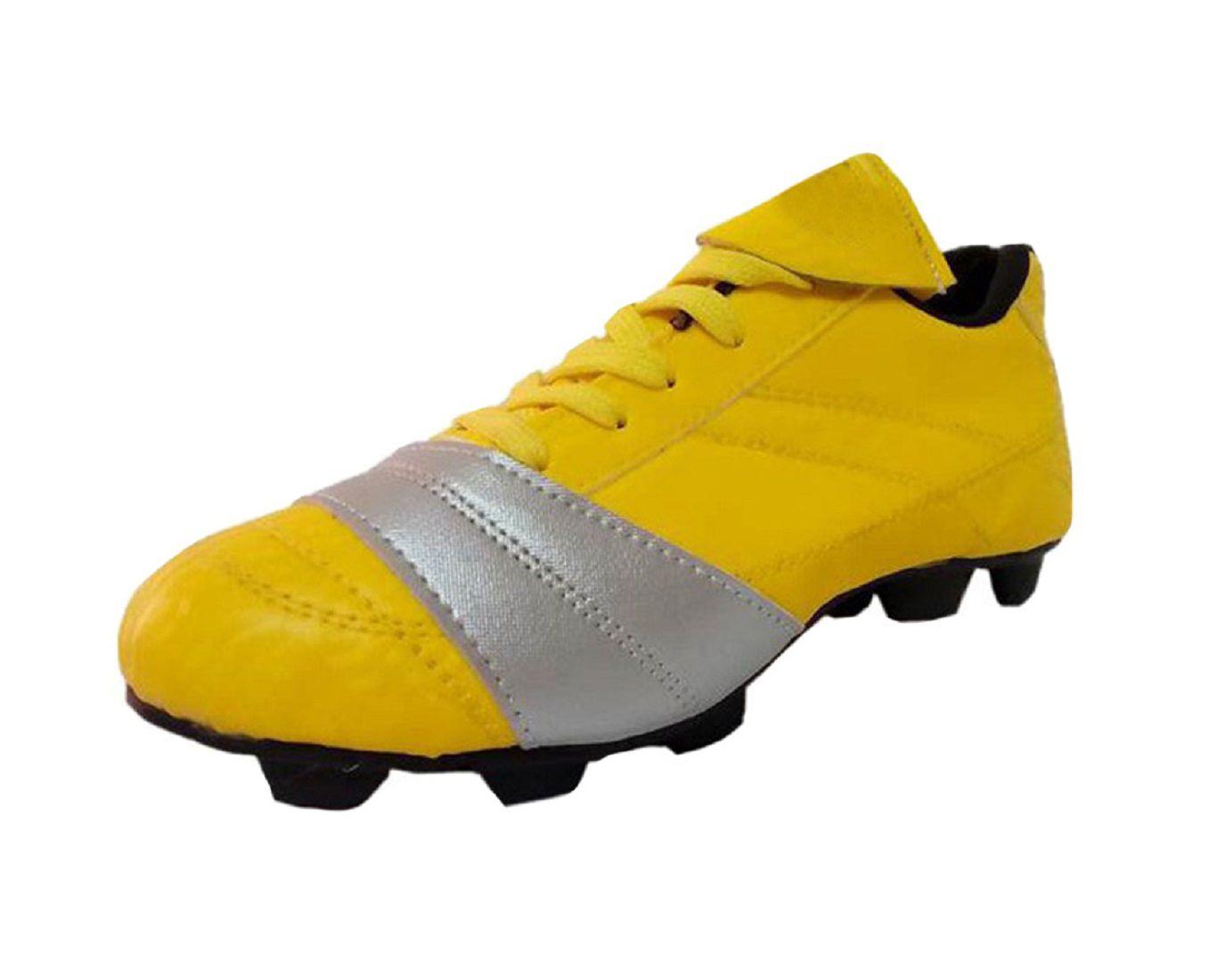 Comex NITRO Yellow Football Shoes