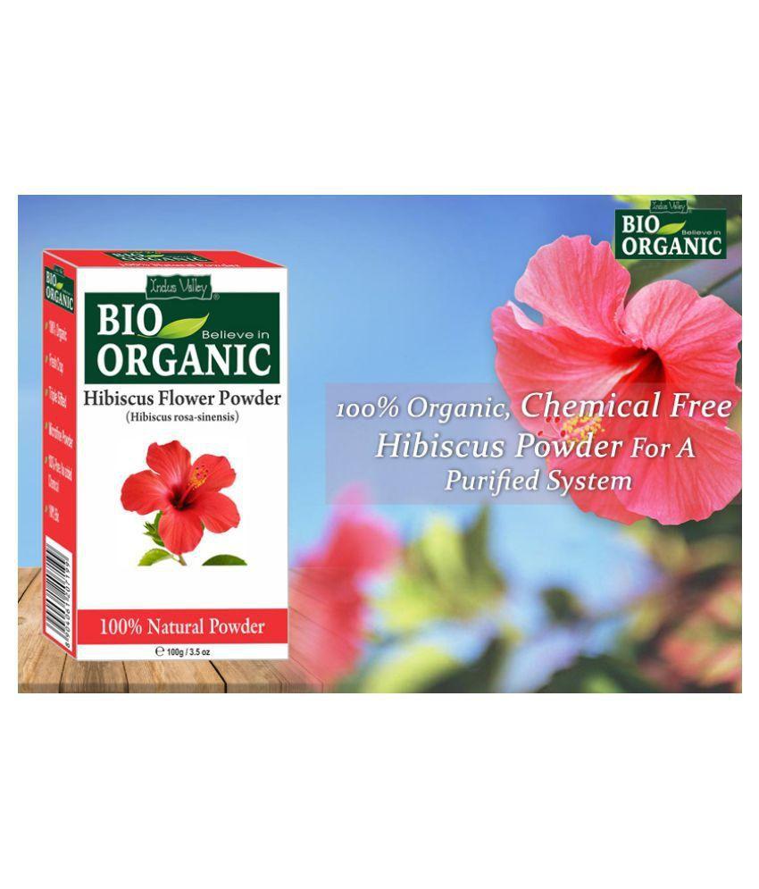 Indus valley bio organic natural hibiscus powder hair scalp indus valley bio organic natural hibiscus powder hair scalp treatment 200 gm pack of izmirmasajfo