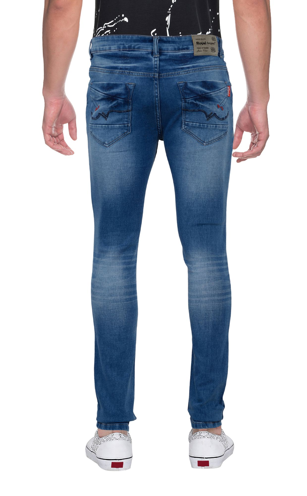 Royal Jeans Blue Slim Jeans