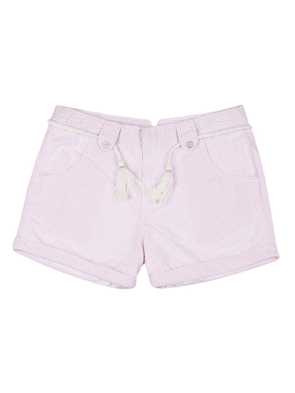Gini And Jony White  Shorts