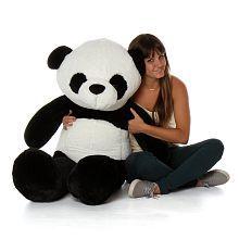 AVS Super 4 Feet Soft Lovable/Huggable Panda Teddy Bear (122 cm)