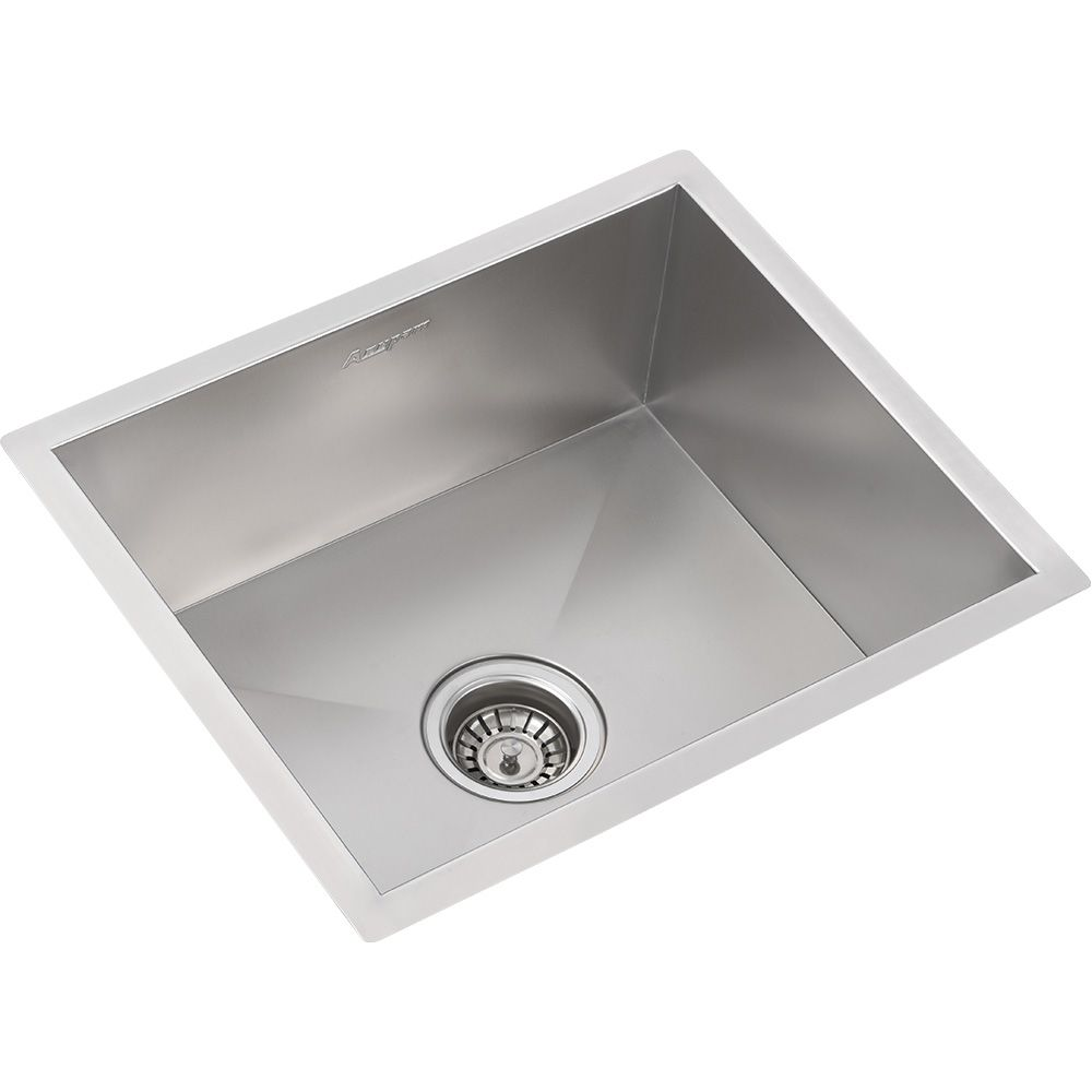 Anupam Stainless Steel Single Bowl Sink Without