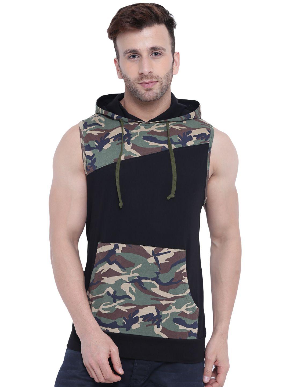 Gritstones Multi Hooded T-Shirt Pack of 1