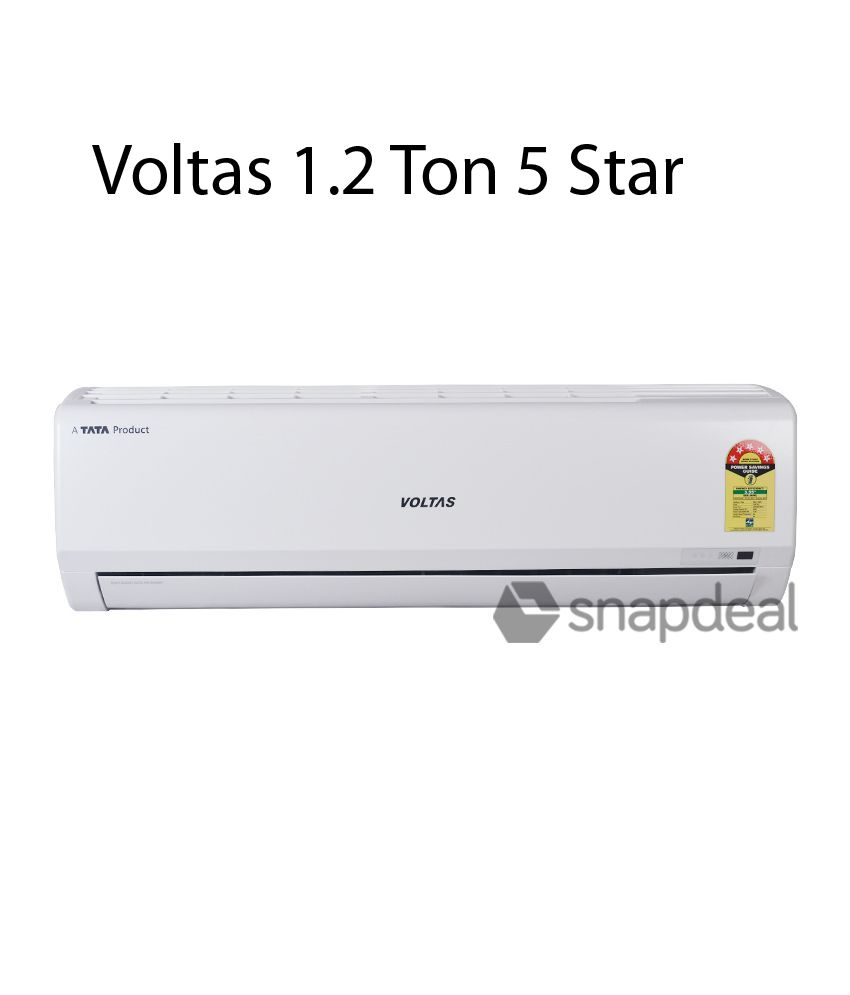 Voltas 1.2 Ton 5 Star 155 CY Split Air Conditioner(2017 Model)