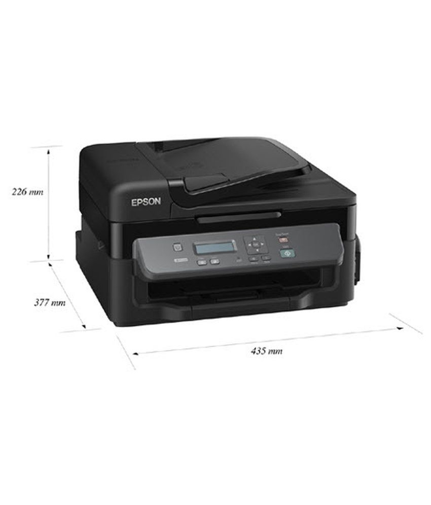 Epson M200 Mono (B/W print only) All-in-One Ethernet Ink Tank Printer