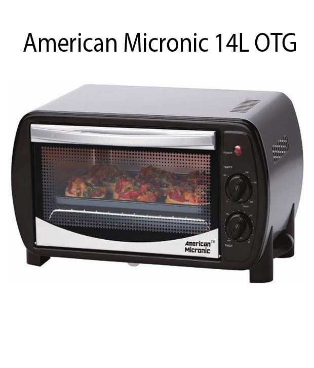 American Micronic 14l Oven Toaster Grill Otg 1300w Price