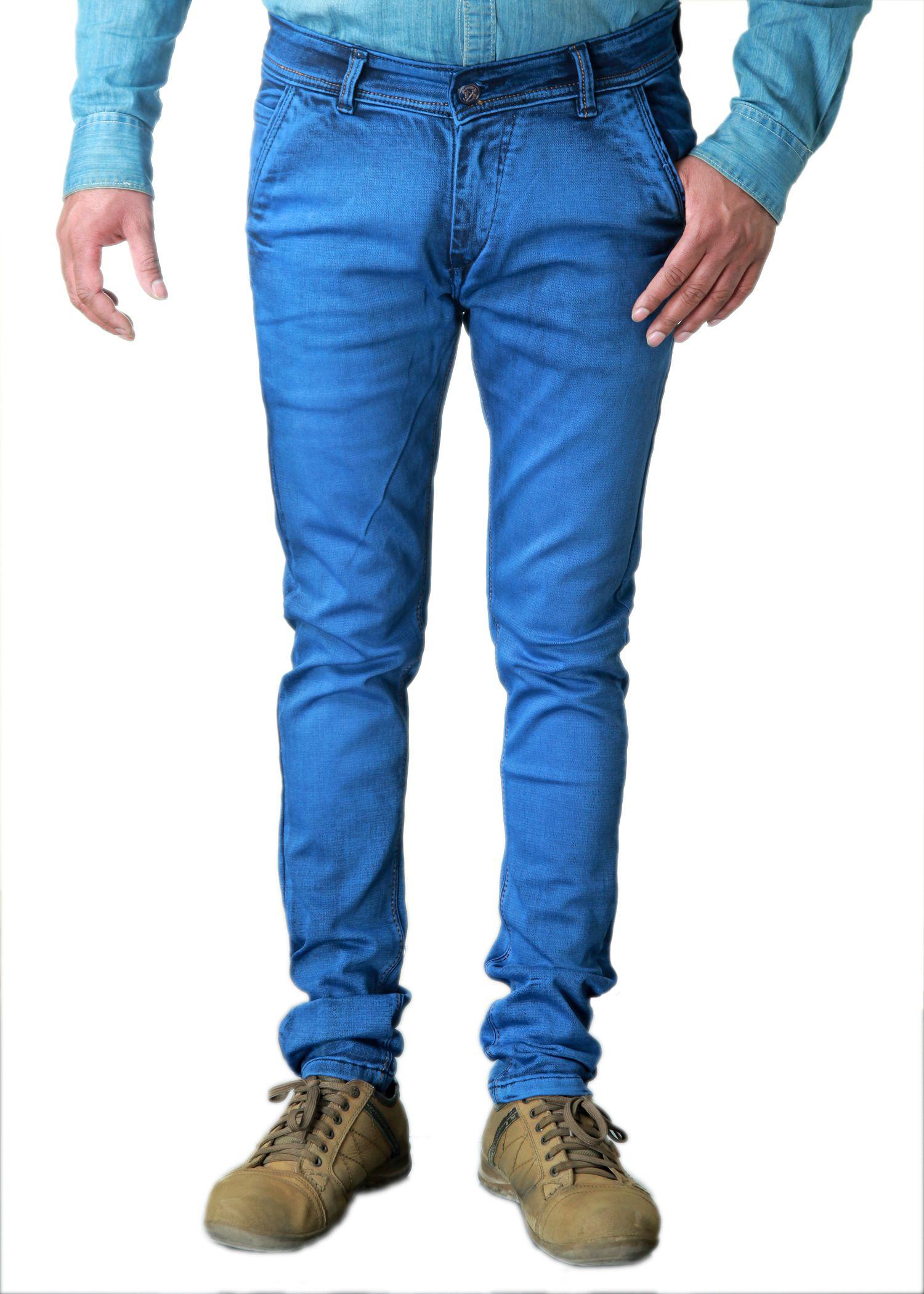 RPU Blue Slim Jeans