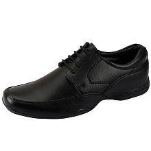 Bata Non-Leather Black Formal Shoes
