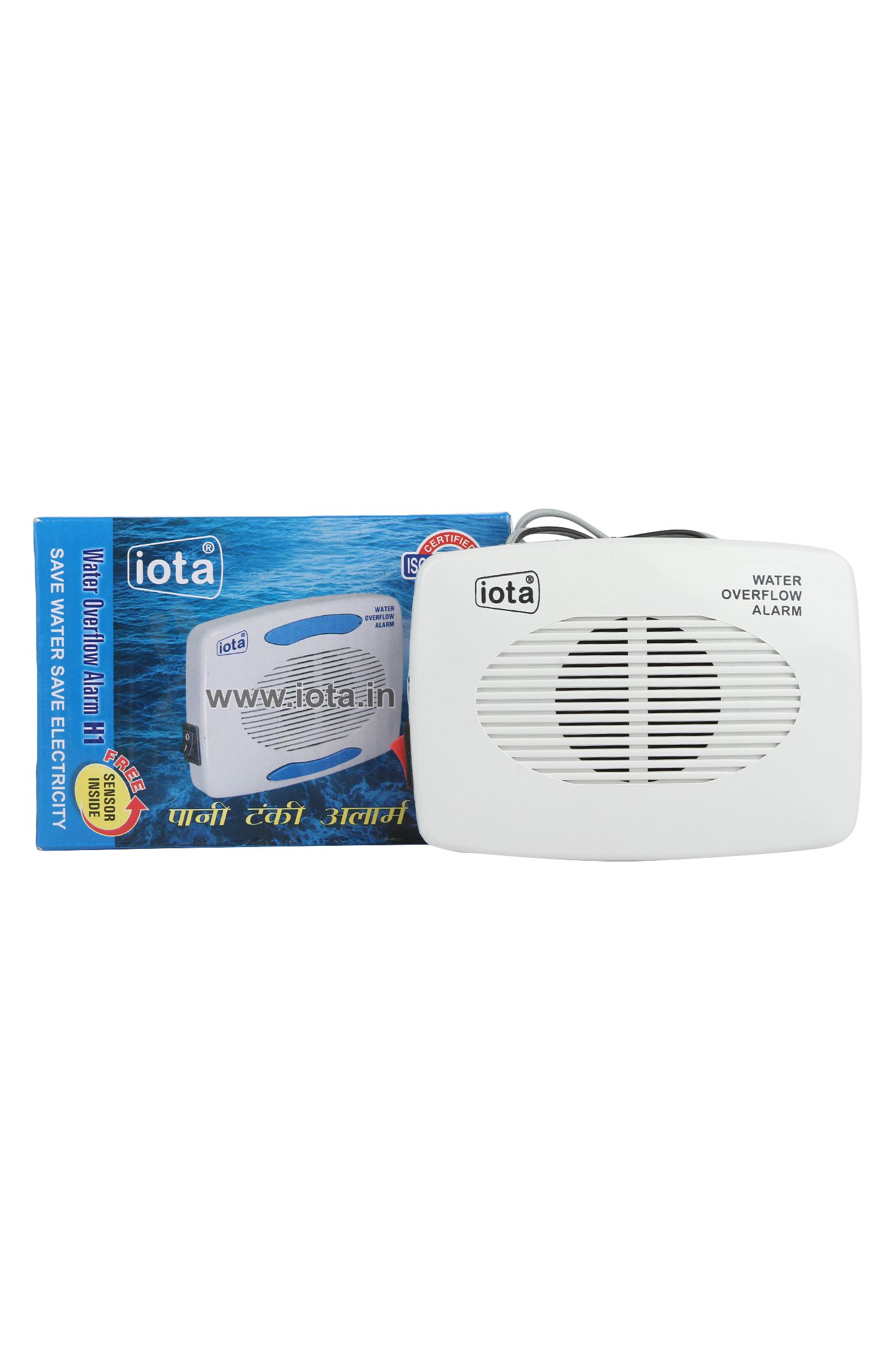 buy iota water tank overflow alarm online at low price in india