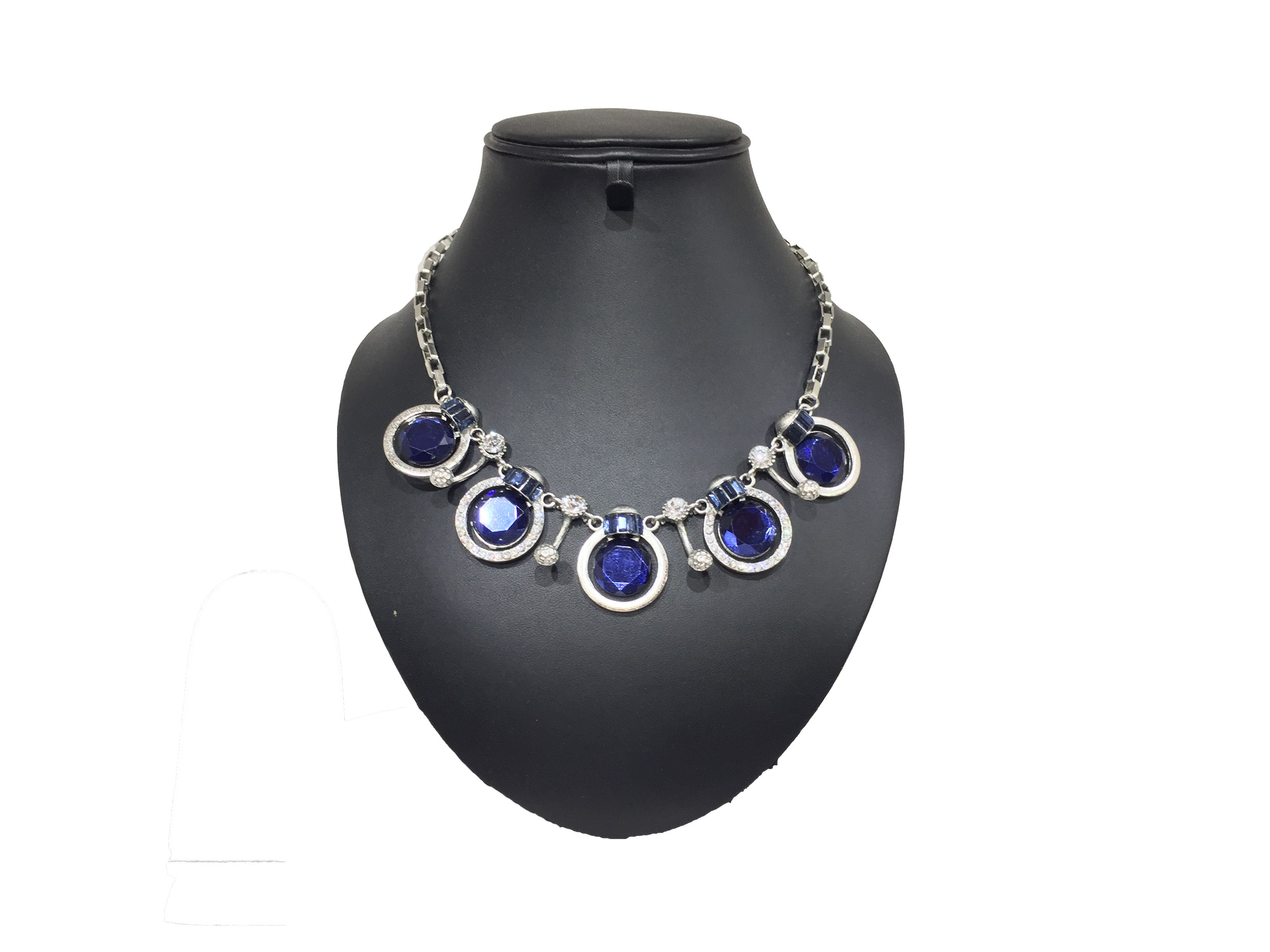 Fashion Necklace Elegant Charm Chunky Statement Women Jewelry