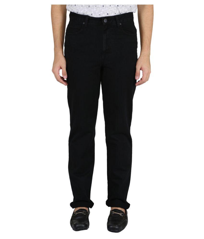 Killer Black Regular Fit Jeans