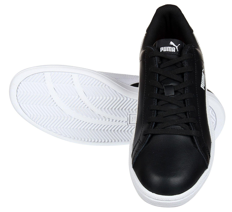 2eeafd75627b Puma Men Puma Smash L Sneakers Black Casual Shoes - Buy Puma Men ...
