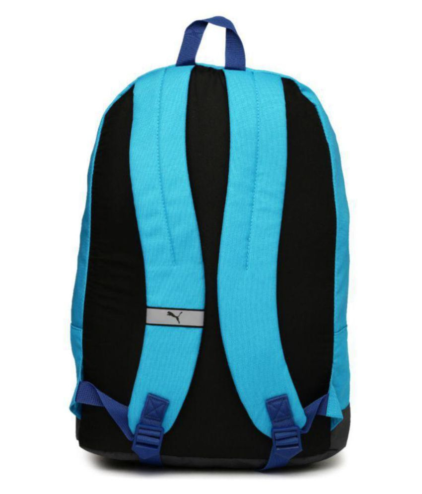 ... Puma Bag Puma Backpack College Bag College Backpack School Backpack  School Bag- Royal Blue Pioneer 4c2f321adc494