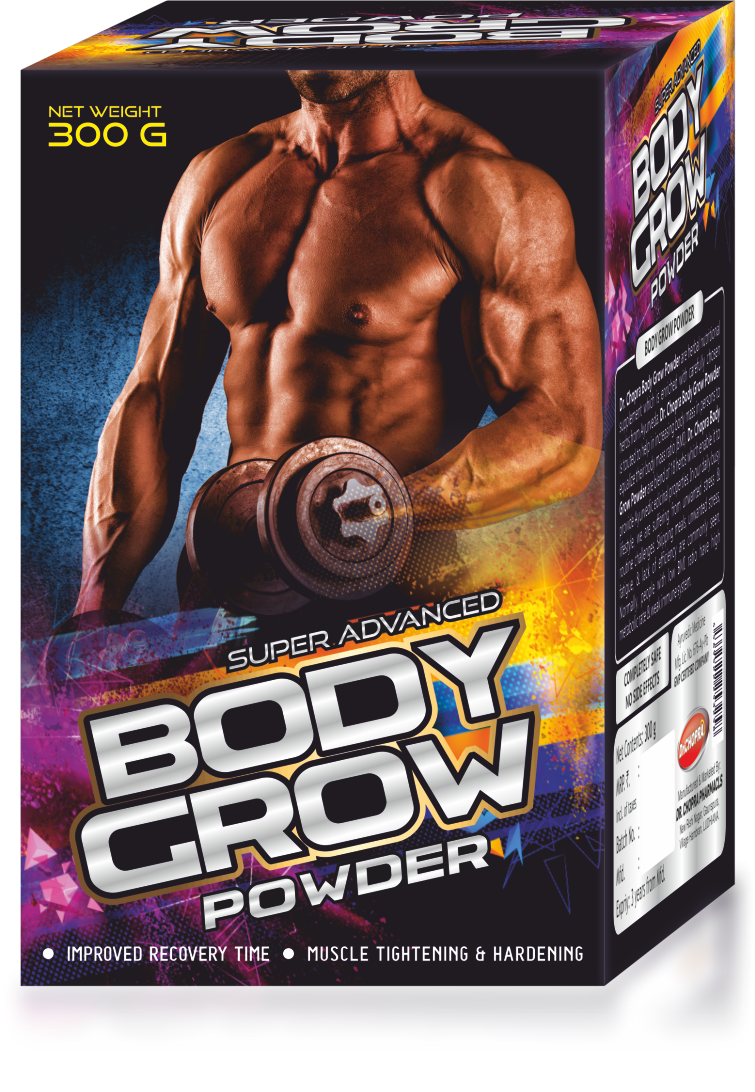 Dr.Chopra Pharmacls Body Grow 300 gm Weight Gainer Powder