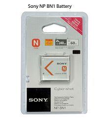 Sony NP-BN1 with 600mAh Battery for DSC-WX60, WX150, W610, W690, W620, WX200, W630, WX50