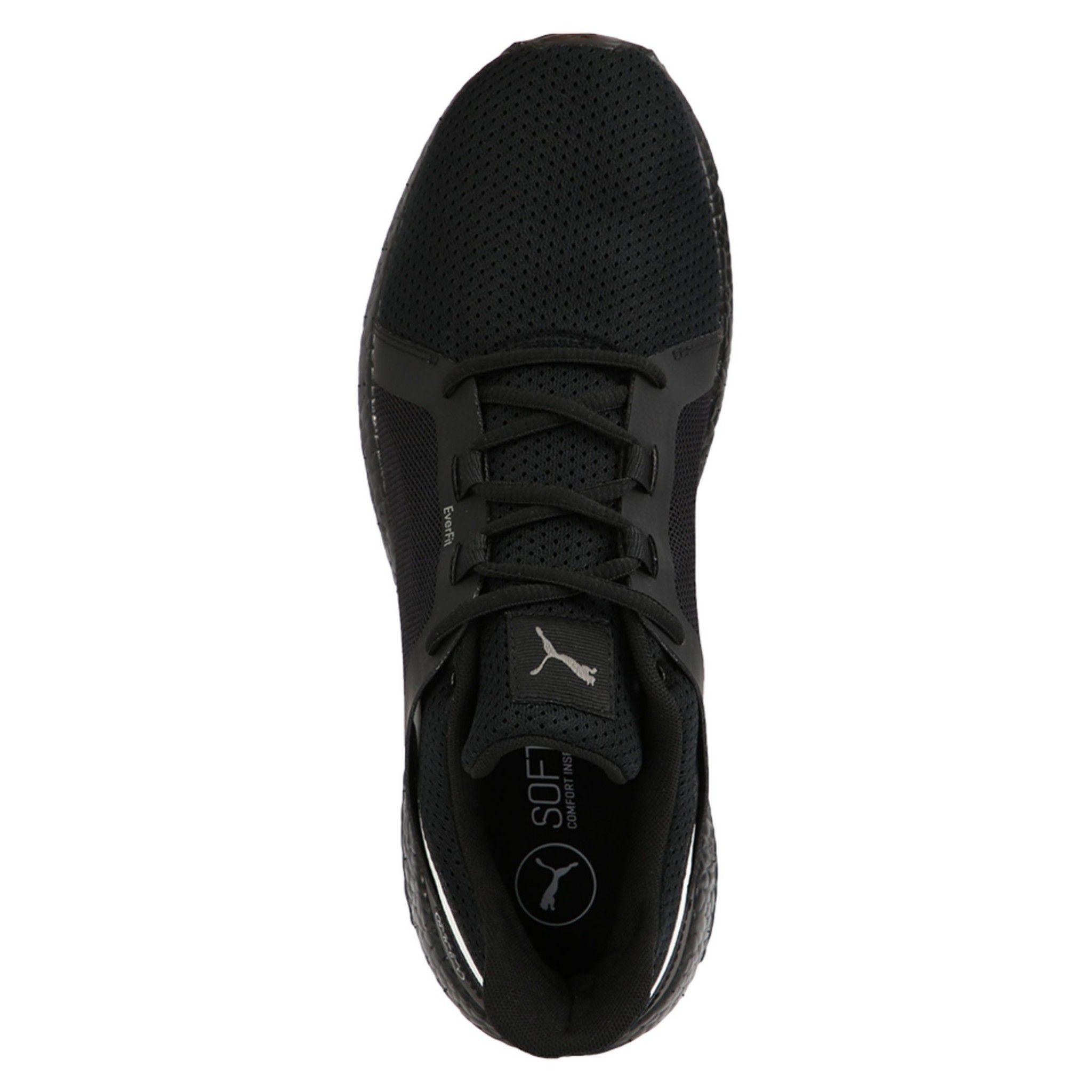 d17339807740 Puma Mega NRGY Turbo 2 Black Running Shoes - Buy Puma Mega NRGY ...