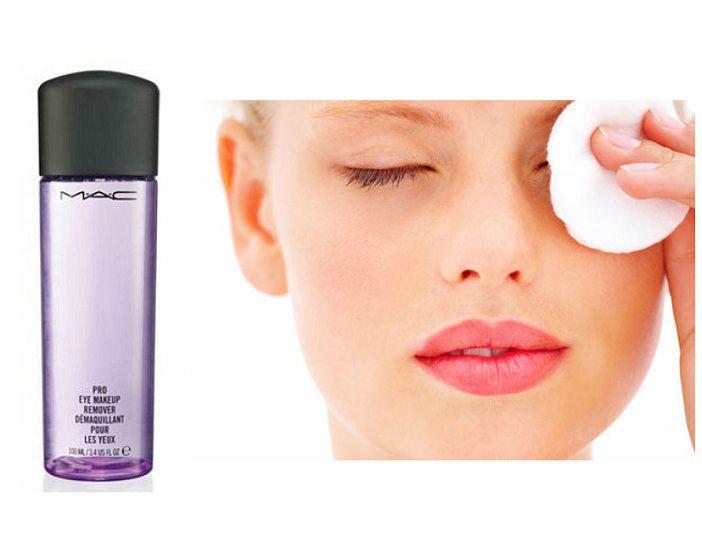 Mac Minrealize Eye Shadow & Studio Quiktirk Stick & Pro Eye Makeup Remover  Liquid 130 gm
