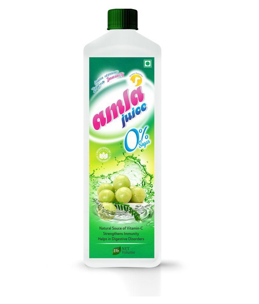 Rangelo Rajasthan Amla Juice (Sugar Free) Health Drink 1 l