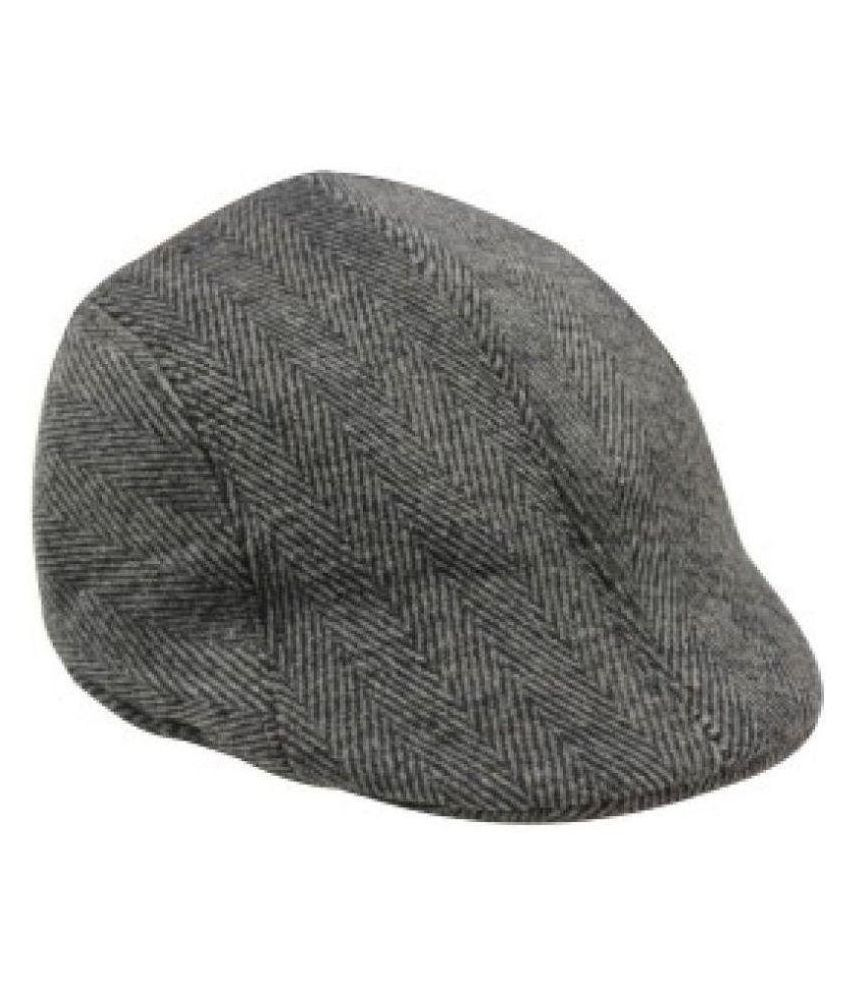 c016bdc9bed Tahiro Grey Cotton Golf Cap for Boys - Pack Of 1  Buy Online at Low Price  in India - Snapdeal