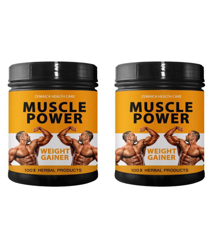 Zemaica Healthcare MP 1 kg Weight Gainer Powder