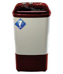 Onida 6.5 Kg WS65WLPT1LR Semi Automatic Washer Washing Machine