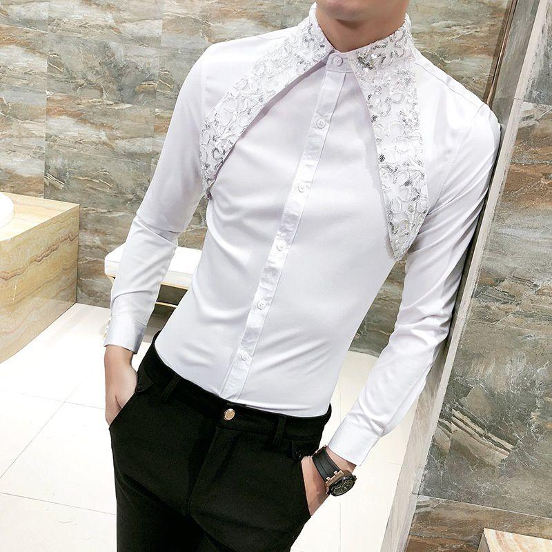 Haorun White Full Sleeve T-Shirt Pack of 1